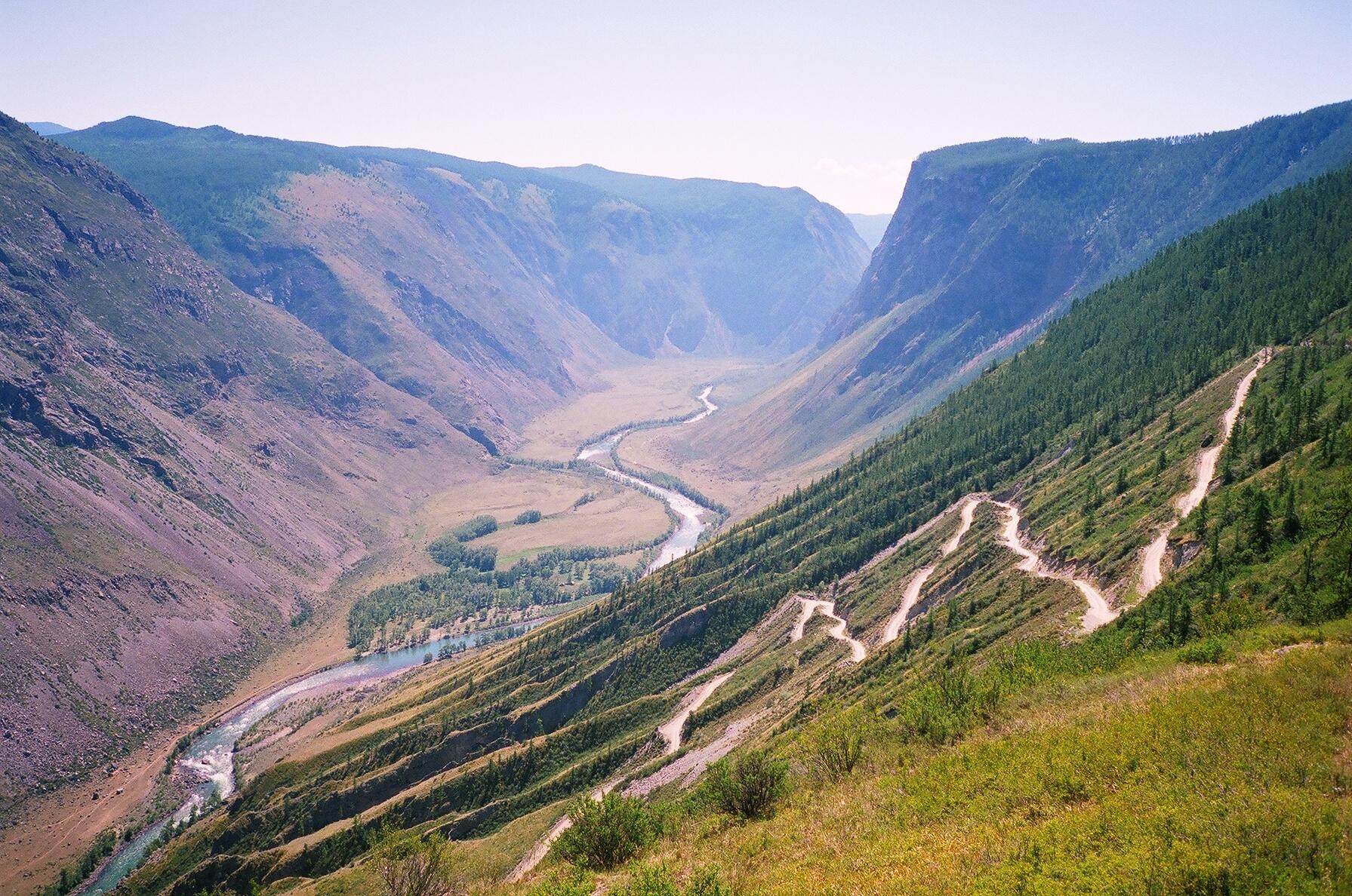 фото чике таман перевал